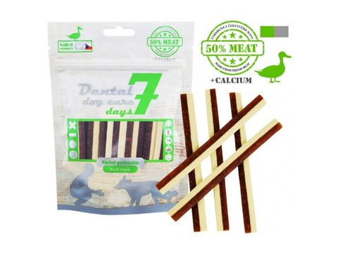 Dental dog care 7 days Fresh Meat -pásek kachní 80 g