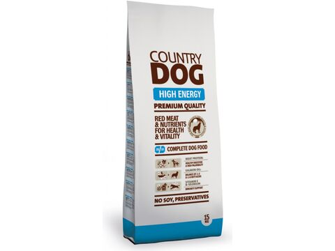 Country dog Energy 15 kg 1.042