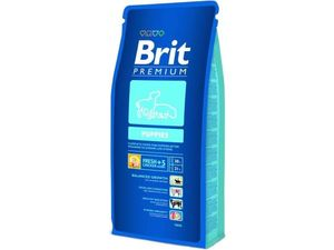Brit Premium Puppies 15 kg  13.374
