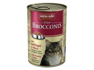 Animonda brocconis cat kuře a srdce 400 g