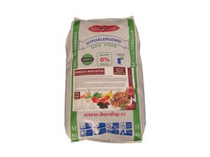 Bardog adult Insect Holistic 12 kg insect 30%, fruit 30%, vegetables 28% SLEVA