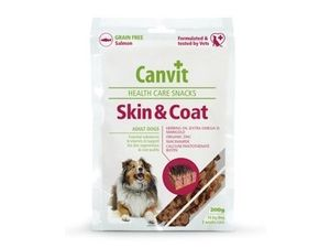 Canvit Grain Free Skin+Coat salmon 200 g