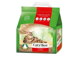 Cat Best originál 4,3 kg /Oko Plus /