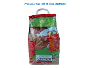 Cat Best Oko Plus 10 l  4,3 kg