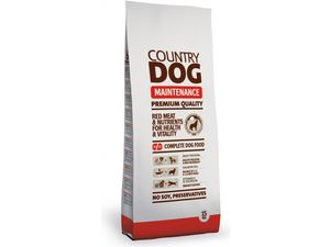 Country dog Maintenance 15kg 1.041 SLEVA