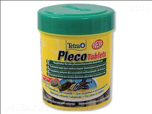 Tetra Pleco Tablets Tabi Min 275 ks tablet 85 g