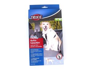 Trixie pásy do auta M 50 - 70 cm border colie  1291